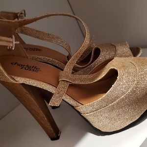 Charlotte russ shoes size 6/5